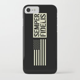 Semper Fidelis iPhone Case