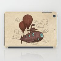 voyage iPad Cases featuring The Fantastic Voyage by Terry Fan