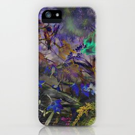 DARK DREAM of SUMMER iPhone Case
