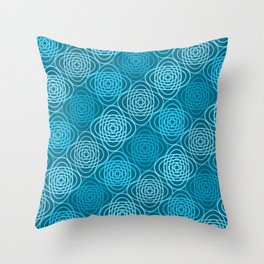 Op Art 152 Throw Pillow