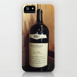 The Biggest Bottle iPhone Case