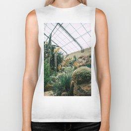 Botanical Gardens II - Garden #420 Biker Tank