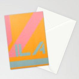 """Vila Madalena - Series """"Districts of São Paulo"""" Stationery Cards"""