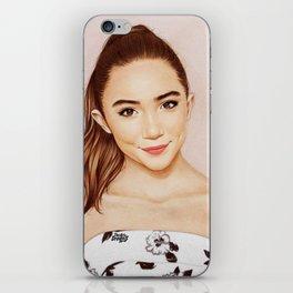 Rowan Blanchard x Glamour iPhone Skin