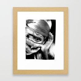 HAND-EYE COORDINATION No.2 Framed Art Print