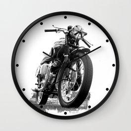 Race Day Wall Clock