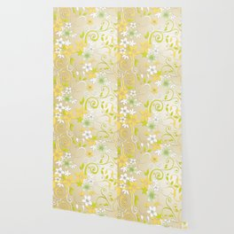 Flowers wall paper 2 Wallpaper