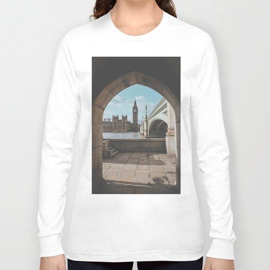 London, United Kingdom Long Sleeve T-shirt