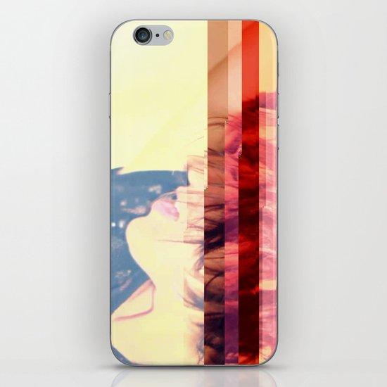 frame 99-45 iPhone & iPod Skin
