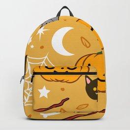 Halloween Pattern Halloween Gift Backpack