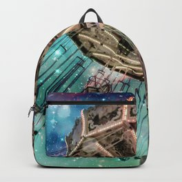 Dip Your Toes In the Stars Backpack