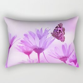 Butterfly 76 Rectangular Pillow