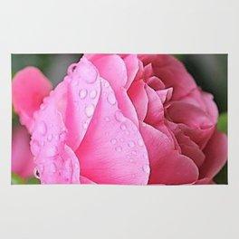 Rose Drops Rug