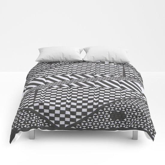 Twisted mind Comforters