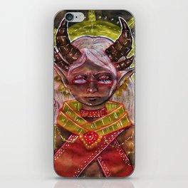 Qunari Tarot Card iPhone Skin