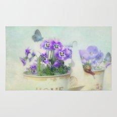 lovely spring Rug