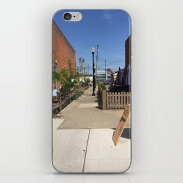 CLE ALLEY iPhone Skin