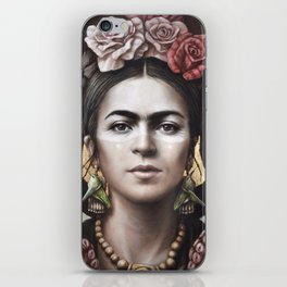 Hommage a Frida 5 iPhone Skin