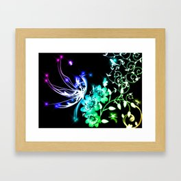 Fairy Land Framed Art Print
