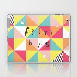 Fairy Hugs Laptop & iPad Skin