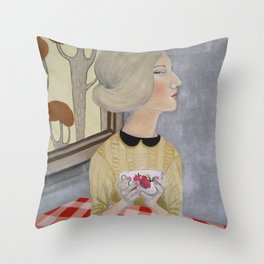 * SO LONELY * Throw Pillow
