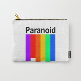 Paranoid Carry-All Pouch