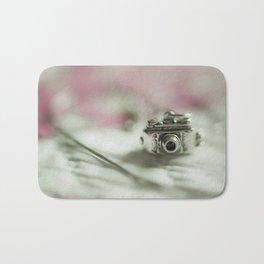 Camera Charm Bath Mat