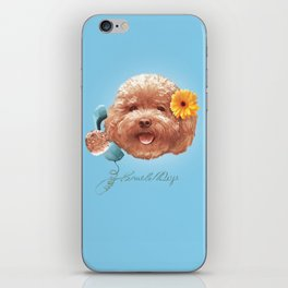 Toy Poodle iPhone Skin