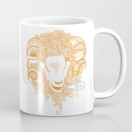 Beh! Coffee Mug