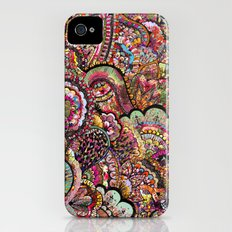 Her Hair - Les Fleur Edition iPhone (4, 4s) Slim Case
