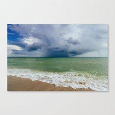 The Ocean Divide Canvas Print
