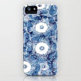 Miss Emma's Phlox iPhone Case