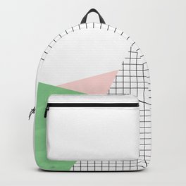 its simple IV | cactus edition Backpack