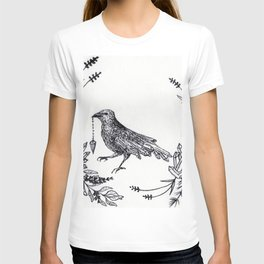 Crystal Raven T-shirt