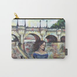 Under Paris skies. Carry-All Pouch