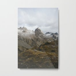 Hatcher Pass, Alaska Metal Print