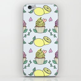 Time For Cupcakes! iPhone Skin