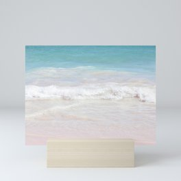 Photo 100 Beach Ocean Mini Art Print