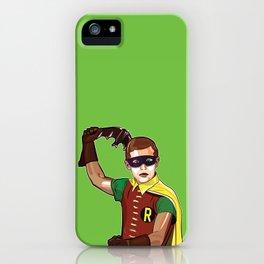 Boy Wonder iPhone Case