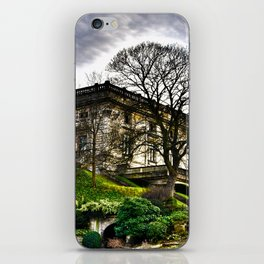 Nottingham Castle iPhone Skin