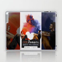 Our demons, best friends Laptop & iPad Skin