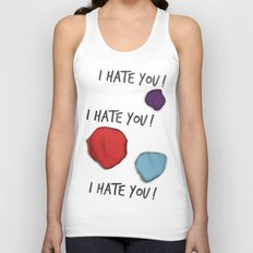 Dandy (I Hate You!) Unisex Tank Top