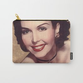 Ann Miller, Hollywood Legend Carry-All Pouch