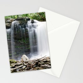 The Falls of Hills Creek Stationery Cards