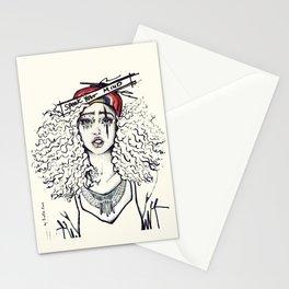 #STUKGIRL SKY Stationery Cards