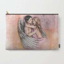 Eros and Psyche Carry-All Pouch