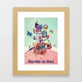 Marche Color Framed Art Print