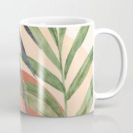 Abstract Tropical Art VI Coffee Mug