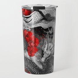 Two dragons Travel Mug