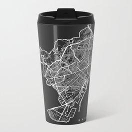 BARCELONA Metal Travel Mug